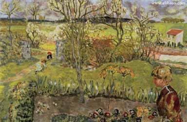 Боннар. Ранняя весна