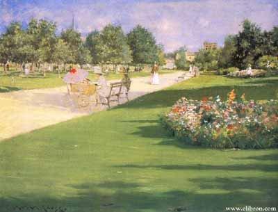 Чейз. Томпкинс-парк